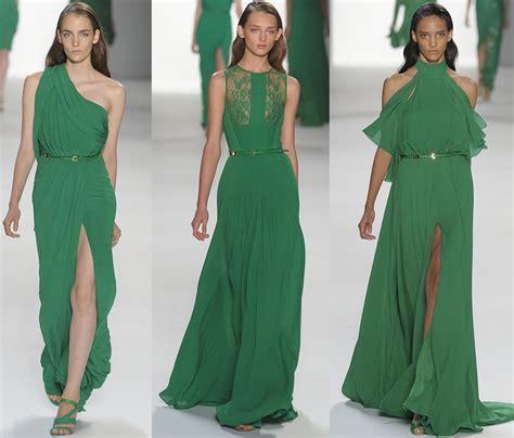 bridal showplace blog  wedding color emerald green