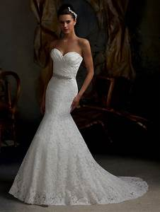 Gorgeous Collection of Mermaid Wedding Dresses with Bling ...