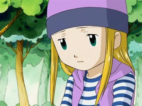 Digimon Frontier Zoe Pictures To Pin On Pinterest