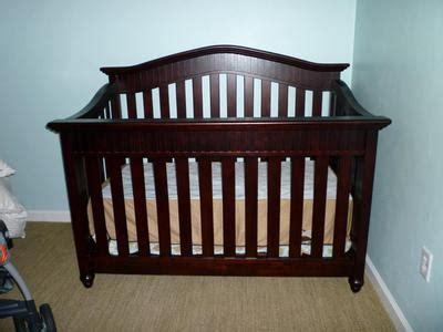 babi italia crib gently used babi italia pinehurst cribs available in 95051