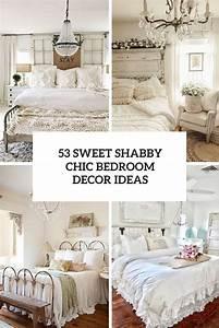 53, sweet, shabby, chic, bedroom, d, u00e9cor, ideas, in, 2020