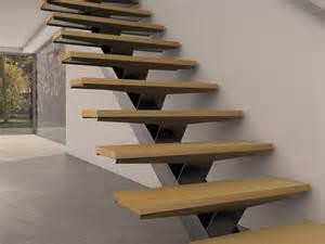 Escalier Avec Limon Central Pas Cher acheter un escalier m 233 tallique 224 limon central stairkaze