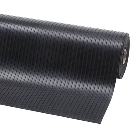 rubber mat roll anti fatigue rubber workshop safety matting rolls