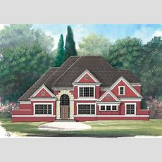 Leland 6143  4 Bedrooms And 35 Baths  The House Designers