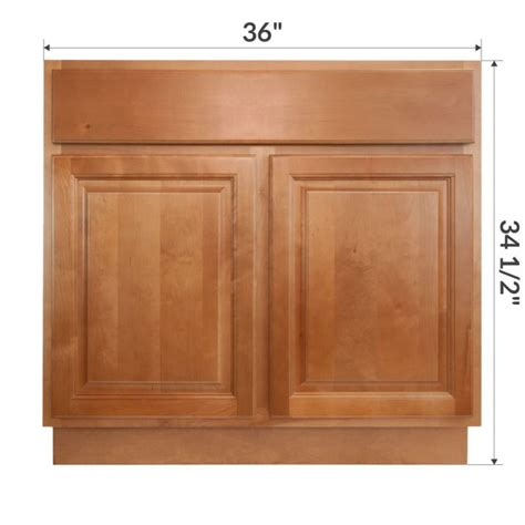 36 inch kitchen sink base cabinet vsb3621345 richmond 36 quot vanity sink base cabinet rta