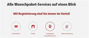 Dhl An Filiale Liefern : dhl wunschpaket liefern lassen so klappt s giga ~ Pilothousefishingboats.com Haus und Dekorationen