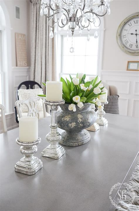 dining table centerpiece 100 dining table candle just a dining room stonegable
