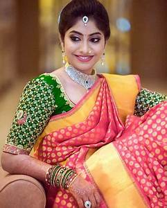 20 South Indian Style Designer Blouse Designs for Sarees