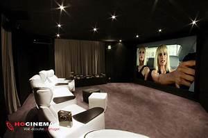 Cinema A La Maison : hocinema la salle de cin ma maison serpens en d tail ~ Louise-bijoux.com Idées de Décoration