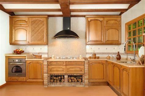 cocinas rusticas en sevilla dicomo cocinas