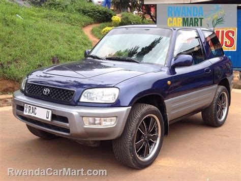 Used Toyota Suv 1998 1998 Toyota Rav4 3 Doors  Rwanda Carmart