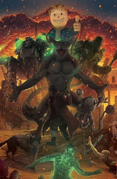Fallout Fanart By Artist Marko Buza Freelance Talents