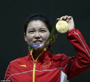 Zhang Mengxue wins China's first gold medal of Rio 2016 ...