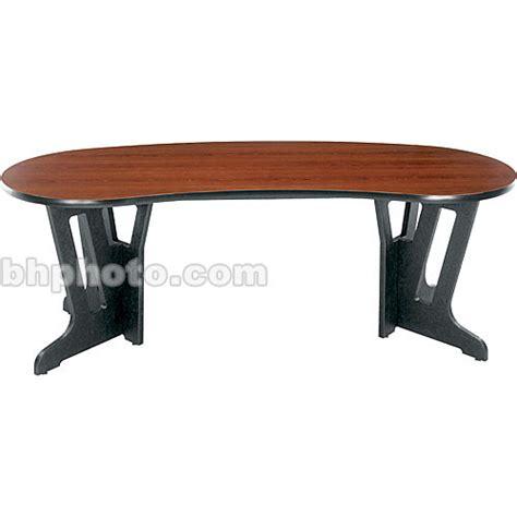middle atlantic desk middle atlantic 84 quot desk w o overbridge edlc edlc b h