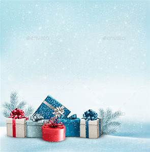 Holiday Christmas Background by almoond | GraphicRiver