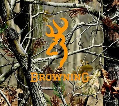 Browning Camo Wallpapers Deer Orange Realtree Symbol