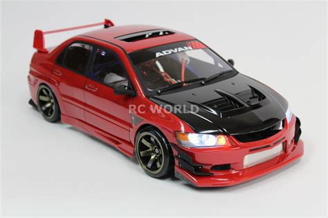 couvre si鑒e auto custom hpi e10 rc drift car mitsubishi evolution evo 9 w voltex kit rtr ebay
