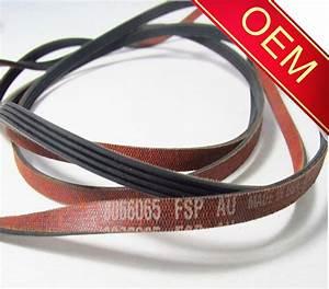 8066065 92 U0026quot  4 Rib Dryer Oem Factory Original Belt