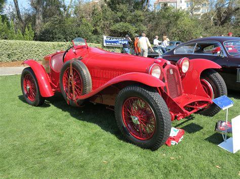 1931 Alfa Romeo 8c 2300 Monza Gallery Supercarsnet
