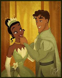 .:Tiana and Naveen:. by Cor104 on DeviantArt
