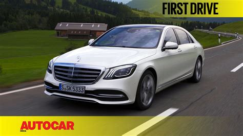 Review Mercedes S Class by 2017 Mercedes S Class Facelift Review Autocar India