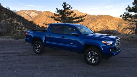 01 Toyota Tacoma by 2016 Toyota Tacoma Review Photos Caradvice