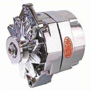 Powermaster 67293 Gm 12si Delco Alternator 150a 1v