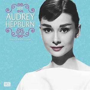 Audrey Hepburn 2017 Wall Calendar