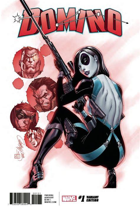 domino   scott campbell cover fresh comics