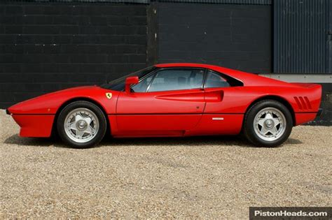 1985 288 Gto For Sale by Used 288 Gto Cars For Sale With Pistonheads