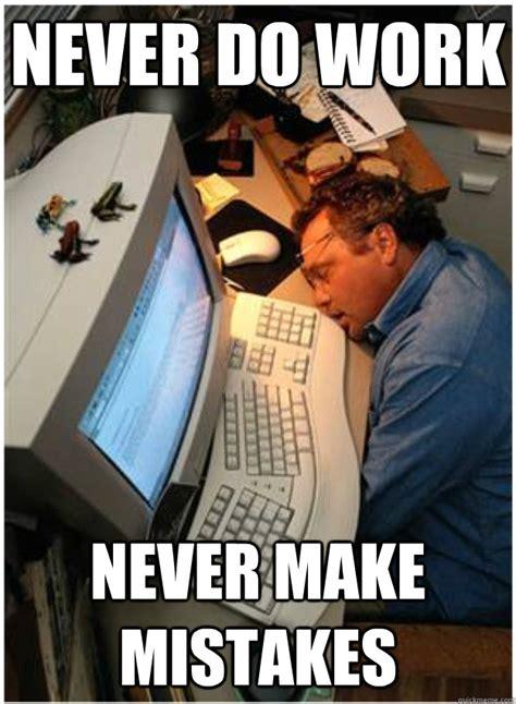 Lazy Worker Meme - like a boss lazy office worker memeaddicts