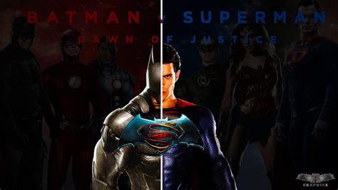 Batman Vs Superman HD Wallpaper Speed Art Free Download