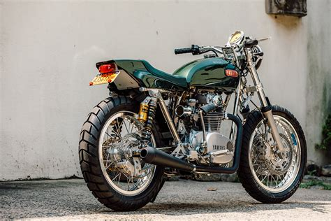Yamaha Xs 650 By Bill Becker