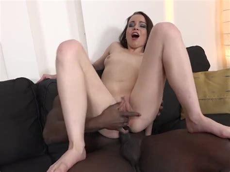 Beautiful Teen Anal Sex Interracial Fuck Big Cock In Her Ass Swallows Cum Free Porn Videos