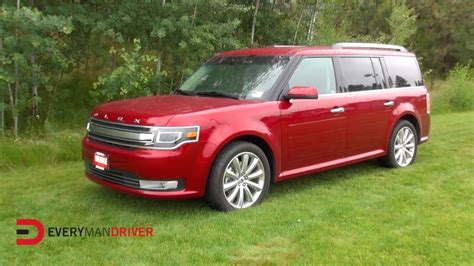 2014 Ford Flex Review by 2014 Ford Flex Review With Everyman Driver Everyman Driver