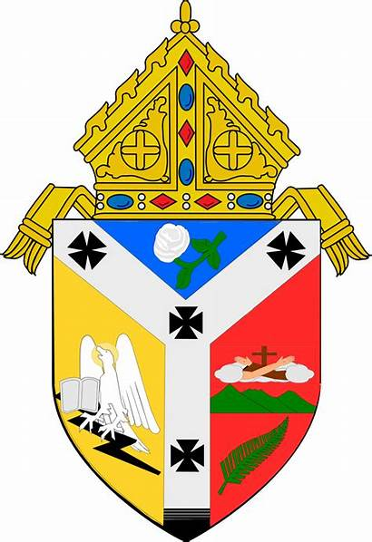 Archdiocese Caceres Arms Coat Catholic Roman Caceres
