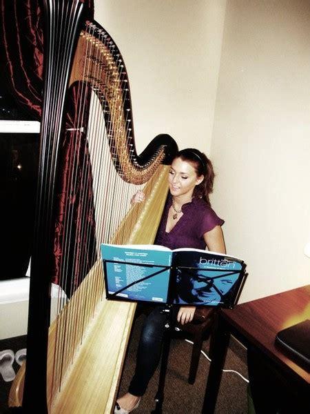 harpist miriam johnson ann arbor mi wedding ceremonymusic