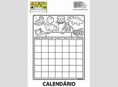 Colorir Desenho Calendário Desenhos para colorir Smartkids