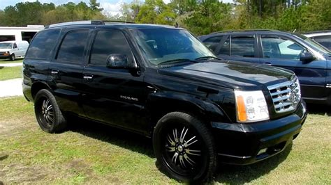 2006 Cadillac Escalade For Sale by 2006 Cadillac Escalade For Sale Review Charleston Sc