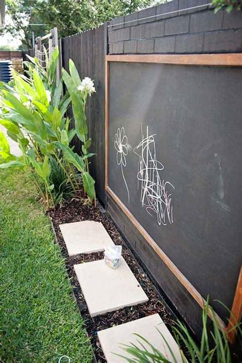 playful diy backyard projects  surprise  kids