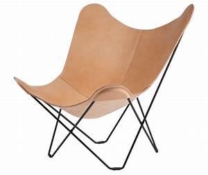 Butterfly Chair Original : leather butterfly chair pampa mariposa cuero ~ Frokenaadalensverden.com Haus und Dekorationen