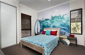 Schlafzimmer Tapeten Ideen Wie Wandtapeten Den