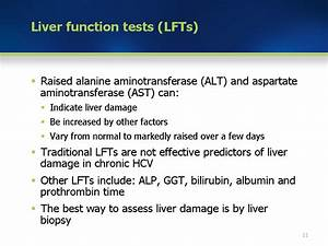 Module 4  The Main Types Of Test Relevant To The Diagnosis