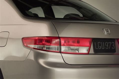 2004 honda accord tail light 2004 honda accord tail light picture pic image