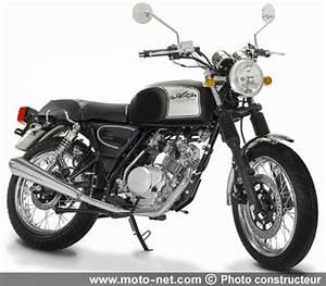 Moto Retro 125 : nouveaut s orcal astor 125 une nouvelle moto 125 n o r tro ~ Maxctalentgroup.com Avis de Voitures