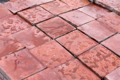 6 inch quarry tiles reclaimed 6x6 inch 150x150mm terracotta red quarry tiles warwick reclamation