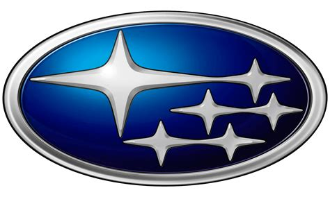 Subaru Logo Download Vector
