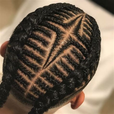 Braid Hairstyles For Boys by 24 Popular Braids Hairstyles 2019 Blad Fade With