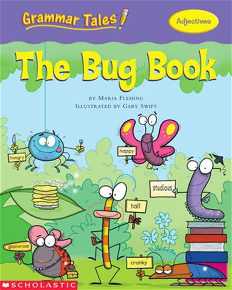 bug book adjectives  maria fleming reviews