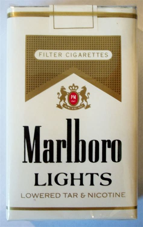 how much nicotine is in a marlboro light marlboro lights filter king size vintage american